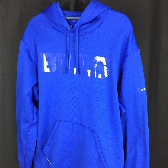 83c5dd273854 Nike Buffalo bills therma fit hoodie size xl. M 5b989729c89e1d828d15f827